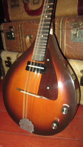 Circa 1967 Eko Electric Mandolin