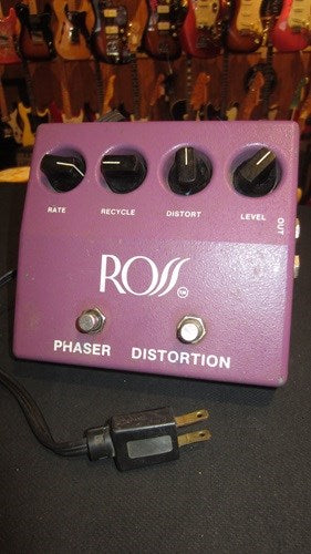 Vintage 1970's Ross Phaser Distortion