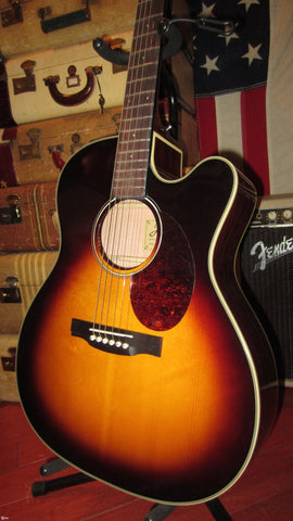 NEW Jasmine JO37CE Acoustic Electric Orchestra Model