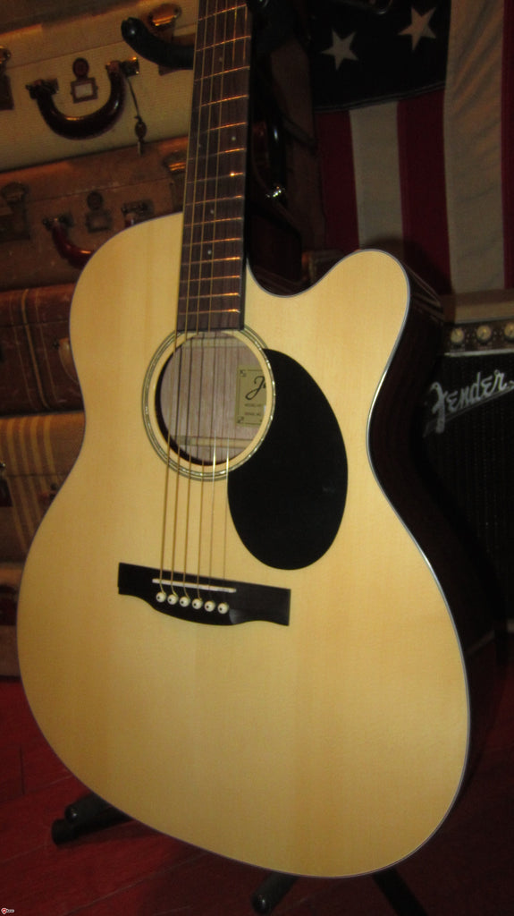 NEW Jasmine JO36CE Acoustic Electric Orchestra Size
