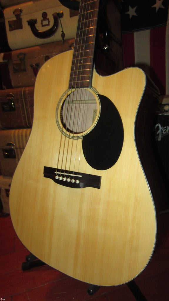NEW Jasmine JD36CE Acoustic Electric Dreadnought w/ Cutaway
