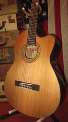 Jasmine JC27E Acoustic Electric Nylon string