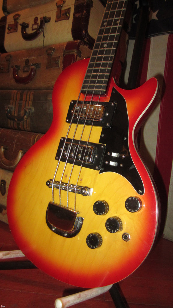 Circa 2003 Unknown Made In Japan Beginner Bass