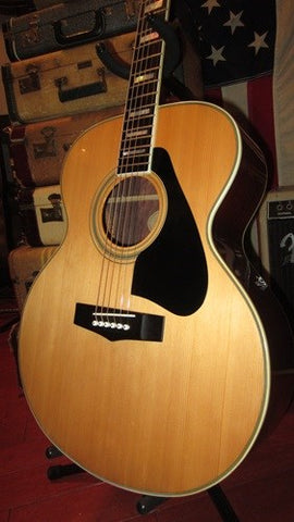 Early 1980s Yamaha CJ-838S Jumbo Acoustic Flattop