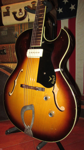 1962 Guild® T-100 Hollowbody Electric