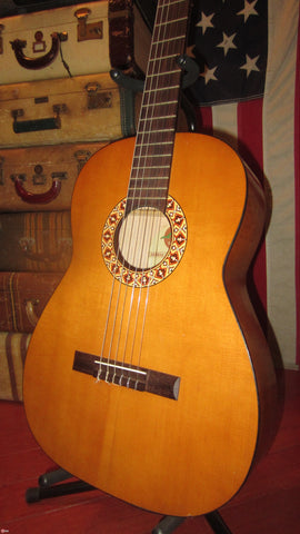 Circa 1964 Hofner Classical Nylon String Acoustic