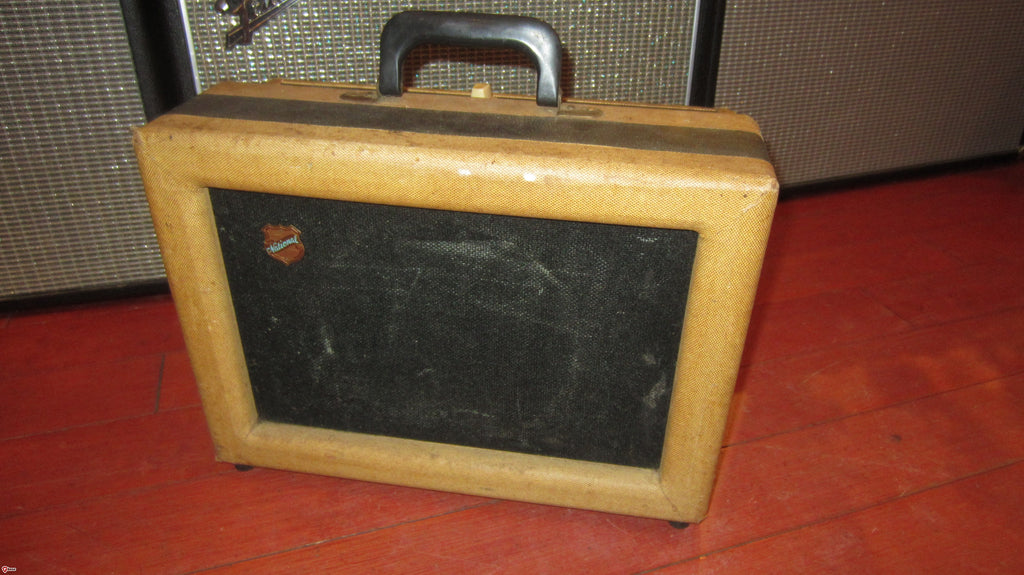 1960 National Small Combo Amp