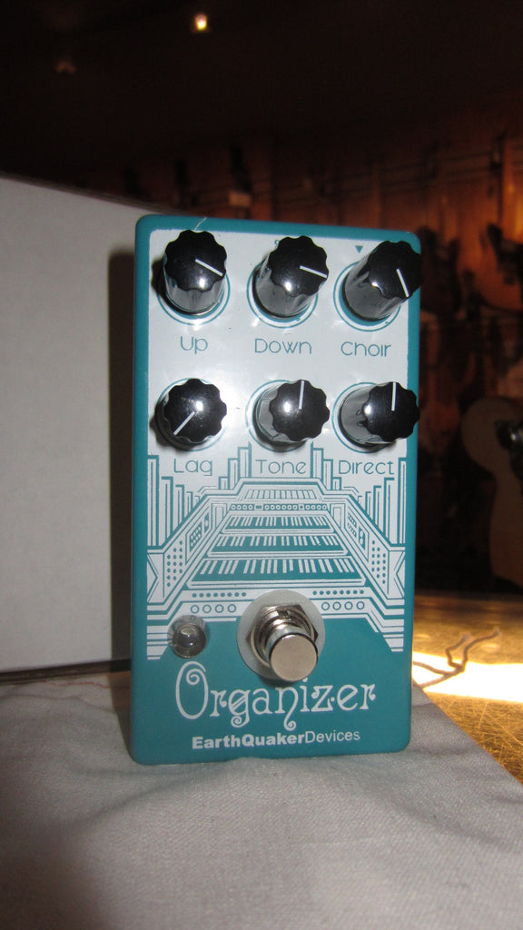 EarthQuaker Devices Organizer blue