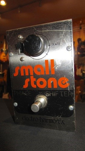 Vintage 1970s Electro Harmonix Small Stone Phase Shifter