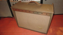 Circa 1959 Magnatone Troubadour Combo Amp w/ Pitch Shift Vibrato