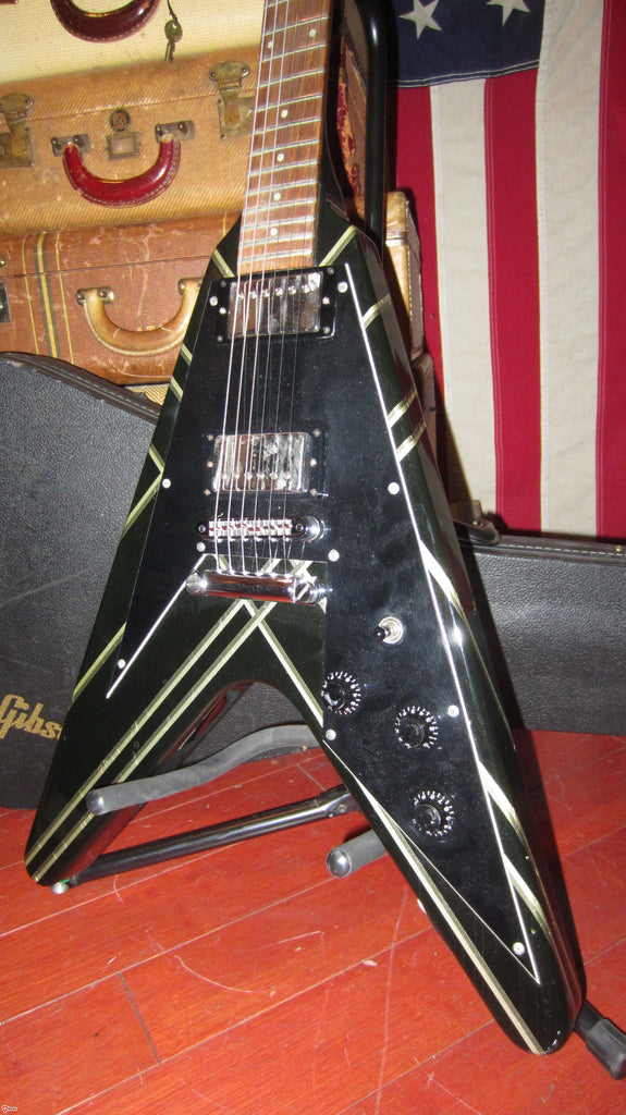 Vintage 1984 Gibson Flying V Designer Series