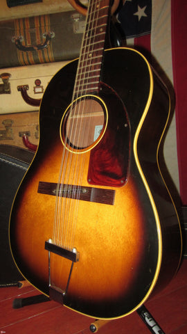 1965 Epiphone FT-85 Serenader 12 String
