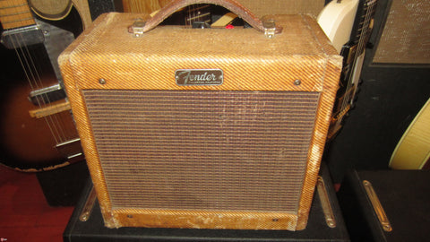 1962 Fender® Tweed Champ®