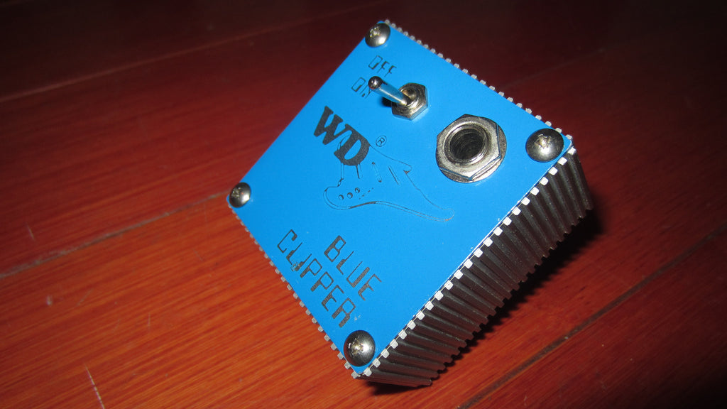 2012 WD Blue Clipper Distortion Blue