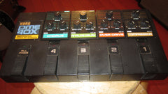 1984 Korg PME 40X Modular Effects Board w/ Chorus Delay Overdrive Comp Black