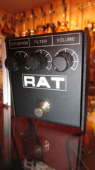Pro Co Rat Distortion Pedal Black