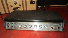 Circa 1968 Ampeg Model BT Bass Head