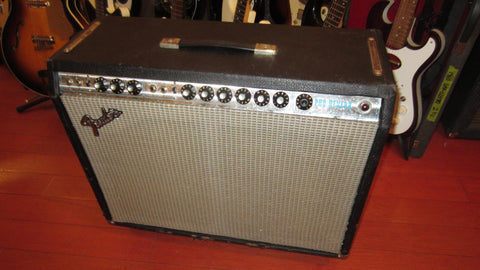 1979 Fender Pro Reverb Silverface