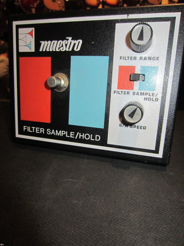 1974 Maestro Filter Sample/Hold