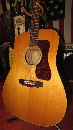 Vintage Guild D-35 Dreadnought Acoustic