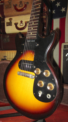 1962 Gibson Melody Maker D Double Pickup