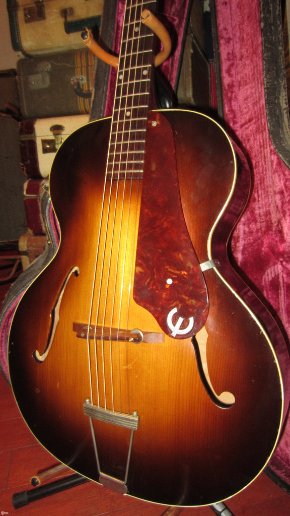 1951 Epiphone Zenith Archtop Acoustic