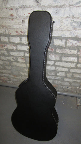 2015 MBT Small Body Acoustic Guitar Case Black