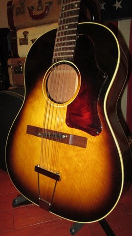 Vintage 1967 Gibson B-25 12 String Acoustic Flattop