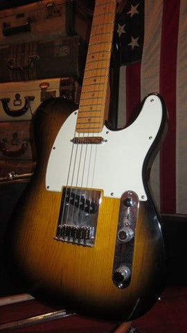 2004 Fender Telecaster Plus