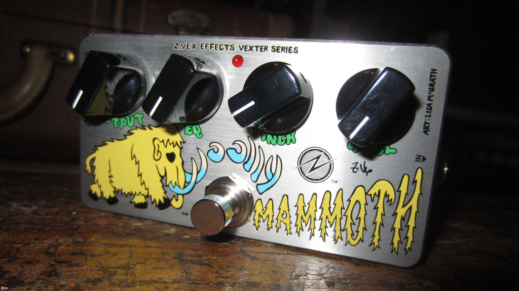 ZVex Woolly Mammoth