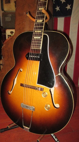 1950 Gibson ES-150 Hollowbody Arcthop Electric