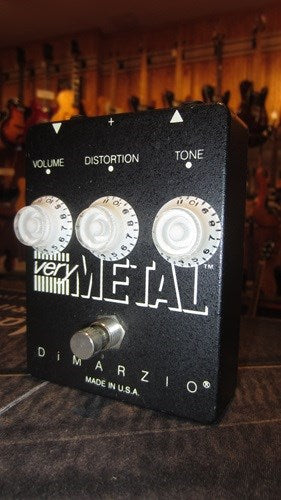 Circa 2000 DiMarzio Very Metal Distortion Pedal