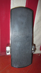 1998 Fender Fuzz Wah Chrome and Black