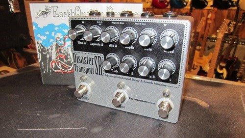 EarthQuaker Devices' Disaster Transport Sr
