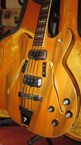 1968 Fender® Coronado II Hollowbody Bass