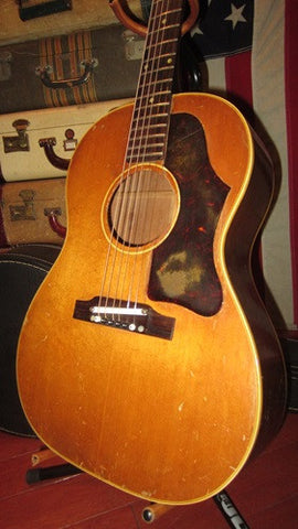 1962 Gibson LG-3 Small Bodied Flattop