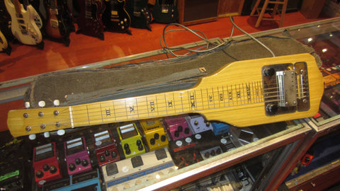 Circa 1949 National Lap Steel