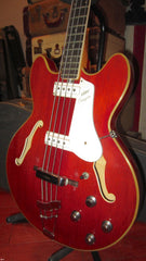 Vintage Circa 1966 VOX Cougar Bass Hofner Like Thump