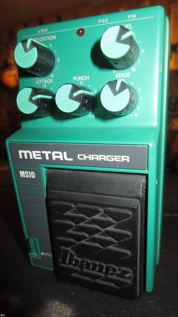 Circa 1991 Ibanez MS10 Metal Charger