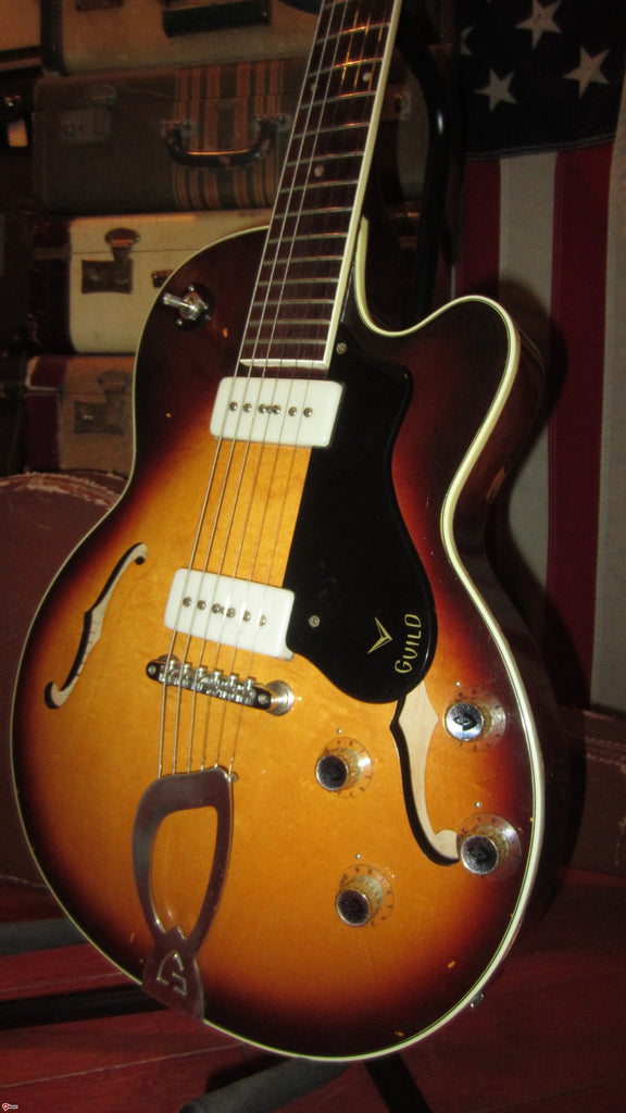 1960 Guild® M-65 DP Double Pickup