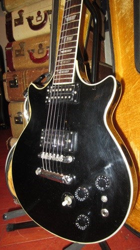Original Circa 1980 Epiphone Genesis Original Black Finish