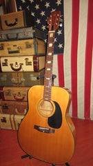 Vintage 1970's Conn Dreadnought Acoustic