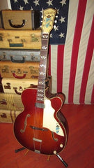 1959 Silvertone Aristocrat Archtop Electric w/ Soft Case