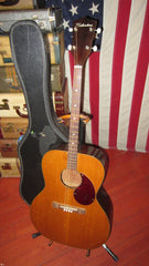 Circa 1964 Silvertone Model 661 Acoustic Tenor Guitar
