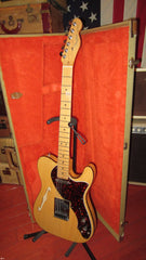 1997 Fender Telecaster Thinline w/ OBEL Effects Loop Jerry Garcia Style