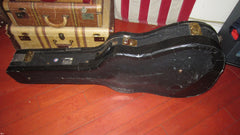 Circa 1965 Guild® Dreadnought Hard Case