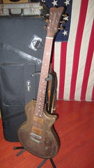 2003 James Trussart Steel Deville w/ Transducer Pickup