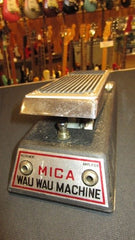 Vintage 1970's MICA Wau Wau Machine Made in Japan