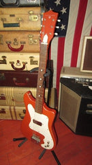 Vintage Early 1960s Kay Catalina Vanguard Solidbody Electric
