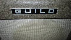 Vintage Circa 1963 Guild 100-J Amplifier